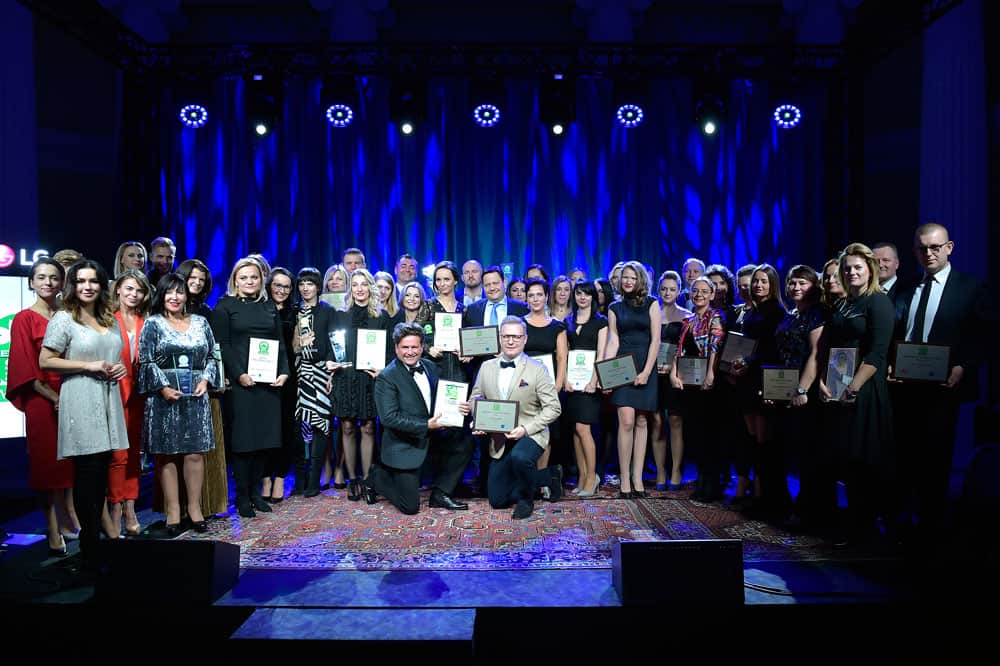 Gala Perfect SPA Awards 2017 Laureaci